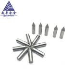 YG10X length 23mm diameter 5.55mm with the 45 degree cone tip tungsten carbide tips
