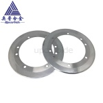 6% Co Hardness 92hra Od350*ID80*3.0mm Tungsten Carbide Circular Cutters
